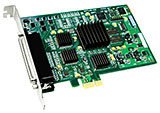 FD322 board - the SoftLab-NSK PCI-Ex1 Analog card
